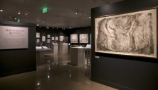 2. Wendy Artin: Rocks, Paper, Memory exhibit, Ludovisi Throne