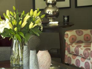 Arrangement, Table, Chair