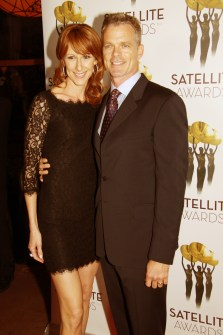 Wendy Braun + Josh Coxx at Satellite Awards