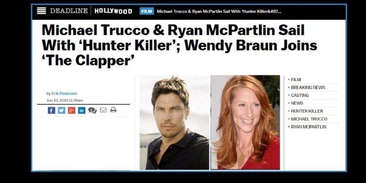 """Wendy Braun Joins The Clapper"""