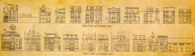 Prairie Avenue map