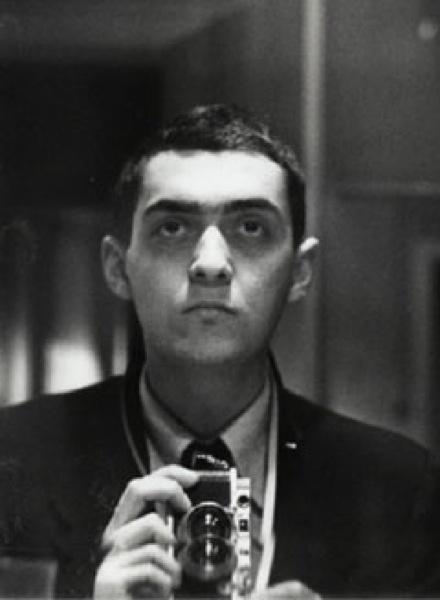 Kubrick 1949 self