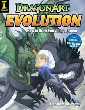 DragonArt Evolution cover