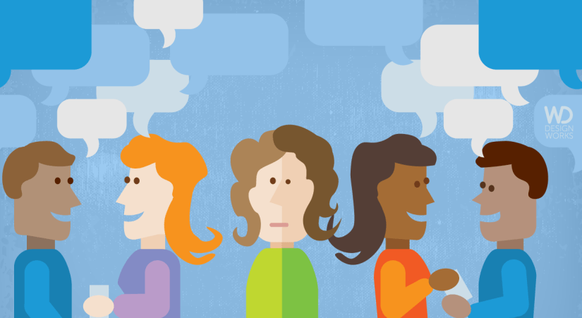 Header image for networking tips for introverts