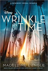Cover of Disney's A Wrinkle in Time