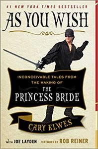 Book cover for As You Wish by Cary Elwes