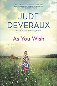 Book cover for As You Wish by Jude Deveraux