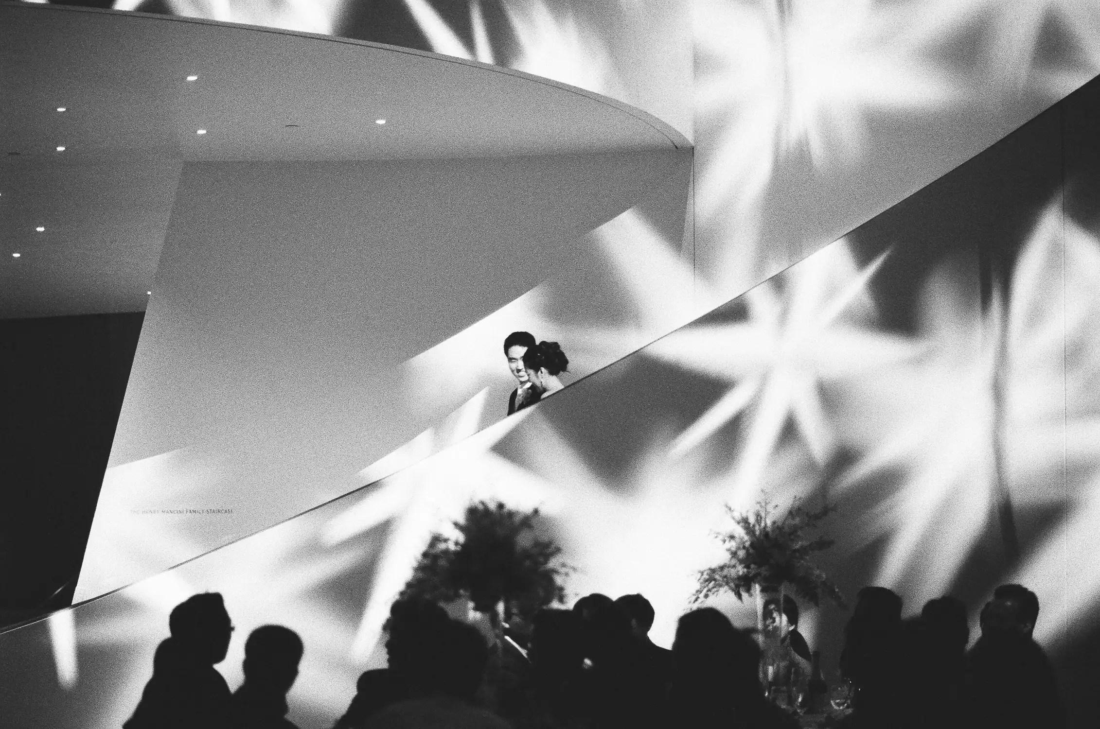 walt Disney wedding reception