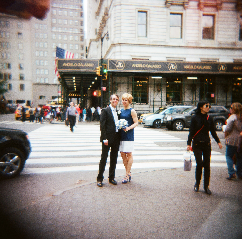 film wedding photos
