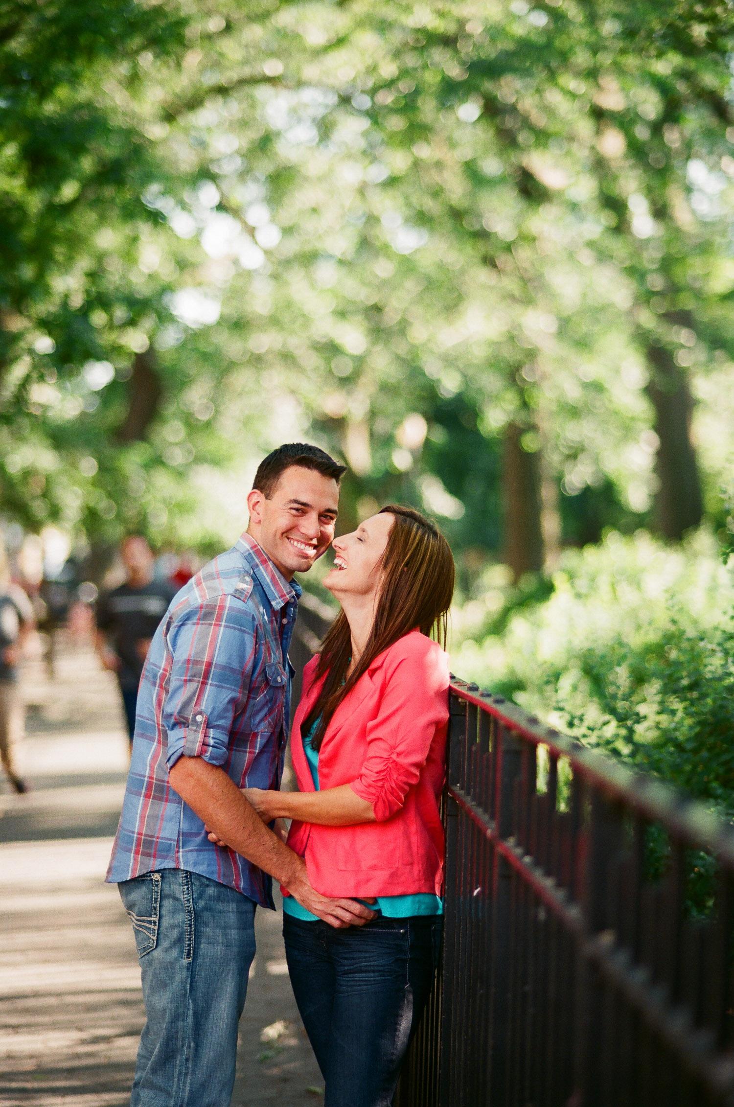 east village couple