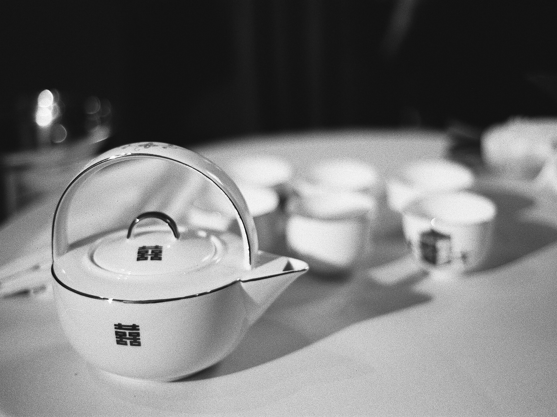 yale wedding tea ceremony