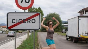 Op weg naar de Marismas van Santoña kon ik dit niet laten passeren!