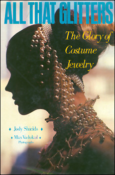 Wendy Gell in All That Glitters - the Glory of Costume Jewelry