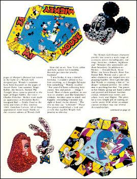 Wendy Gell Disney Jewelry