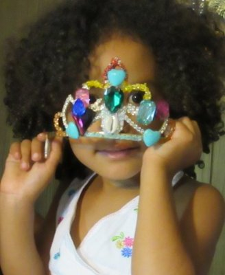 Little Princess Tiara by renowned Fashion Jewelry Designer Wendy Gell