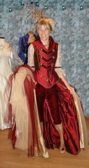 A pirate bride