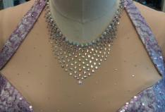 Quickstep sparkle necklace E&C