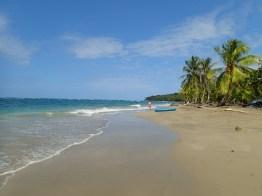 Perfect Caribe Sur beach - this I think was Manzanilla