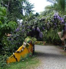 A funky treehouse retreat along the high way to Manzanillo
