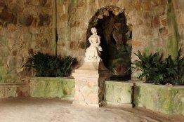 At the Grotto at Sintra's Quinta Da Regaleira