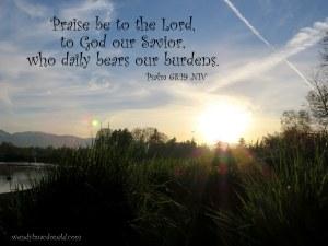 Five Ways to Fan the Flames of Faith: Part Four Wendy L. Macdonald blog