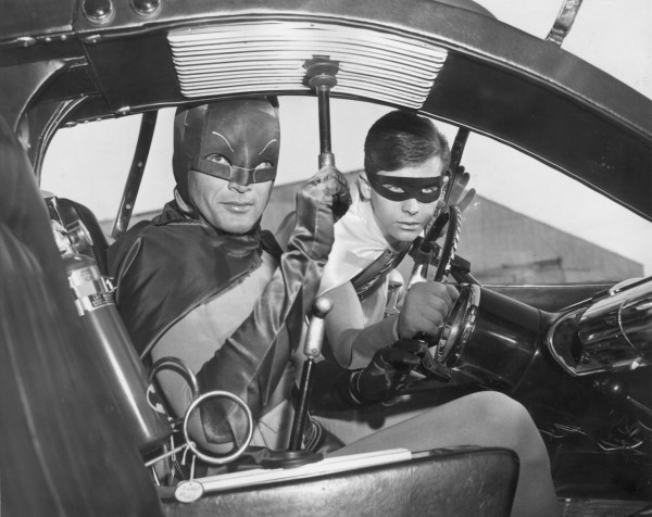 Holy Serling Double-Crossers, Batman! | Seeker of Truth