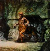 """Ray Harryhausen's Centaur in """"The Golden Voyage of Sinbad"""" (1973)"""