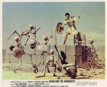 """Jason and the Argonauts"" (1963) Featuring Harryhausen's Skeleton Army"