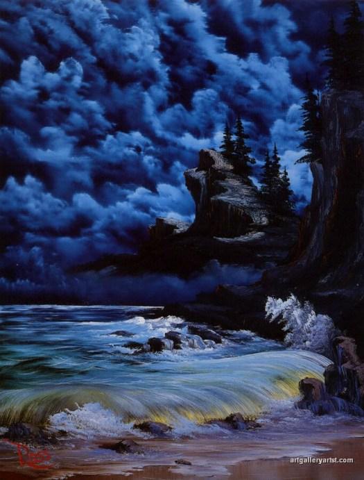 Bob Ross Painting4