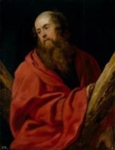 """Peter Paul Rubens, """"St. Andrew"""""""