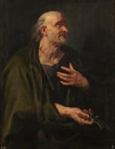 "Peter Paul Rubens, ""St. Bartholomew"""