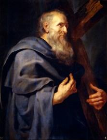 """Peter Paul Rubens , """"St. Phillip"""""""