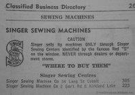 I love my sewing machine.