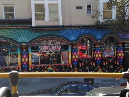 Hippy area