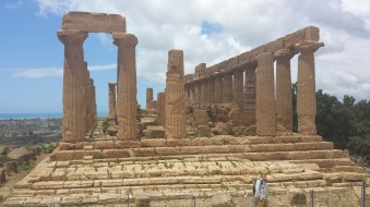 The Temple of Juno