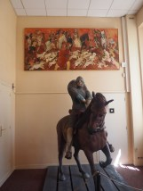 William the Conqueror Tapestry Museum Bayeux