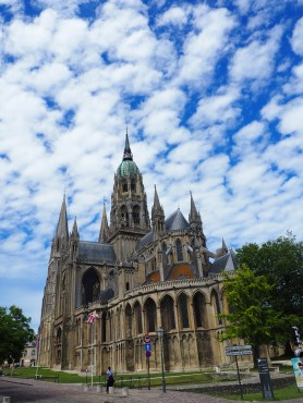 Notre-Dame Cathedral Bayeax