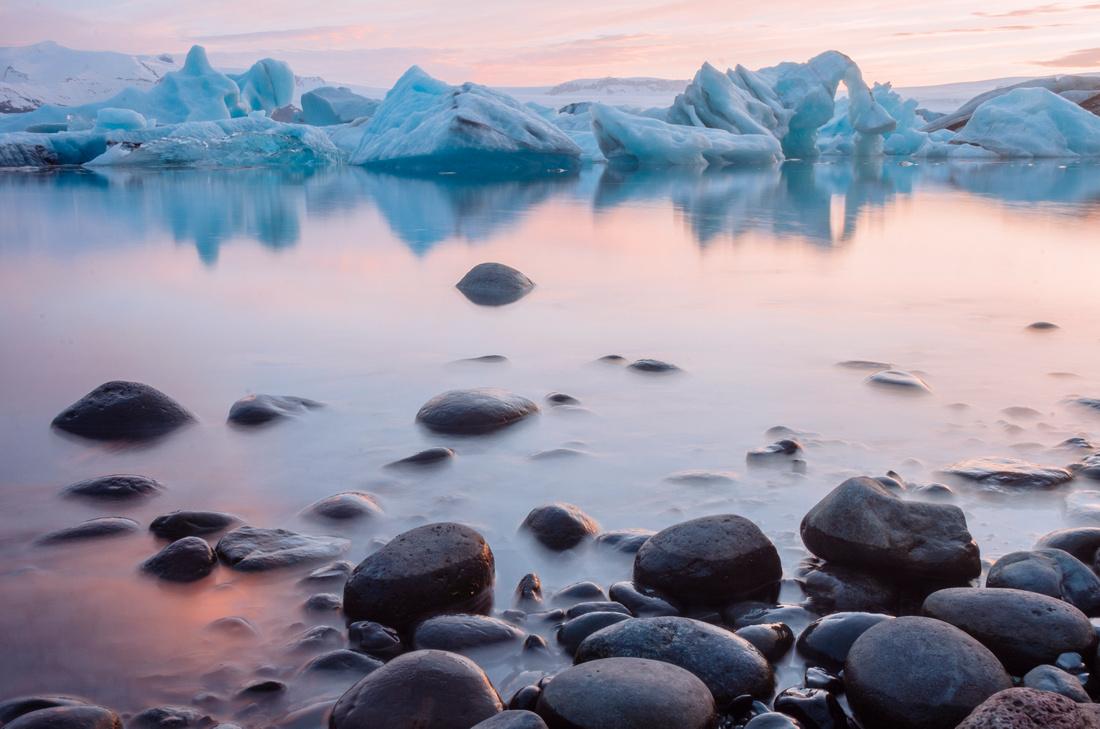 Wendy Ng Photography: Iceland &emdash; Iceberg Landing