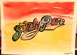 """Steely Dan"" 8x12. June 2016."