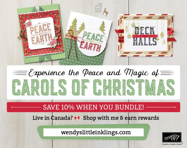 Carols of Christmas Exclusive Bundle