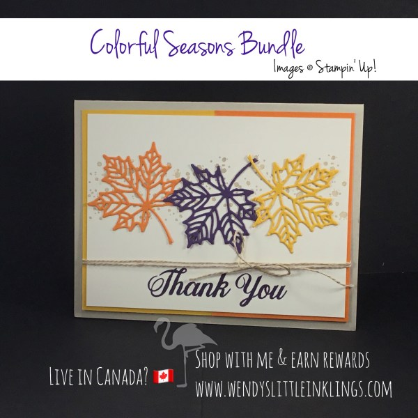 Wendy's Little Inklings: Seasonal Layers and Colorful Seasons