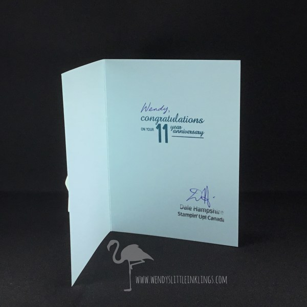 Wendy's Little Inklings: Congratulations Card