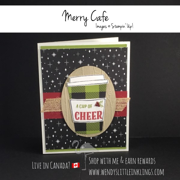 Wendy's Little Inklings: Merry Cafe & Coffee Cafe