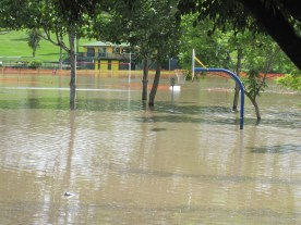 West's rugby ground