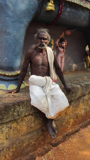 The wise old Dravidian