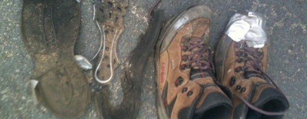 An Ode to Exploding Soles