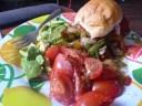 hamburger&extras