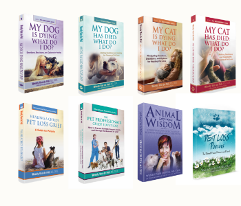 Pet Loss Books by Wendy Van de Poll