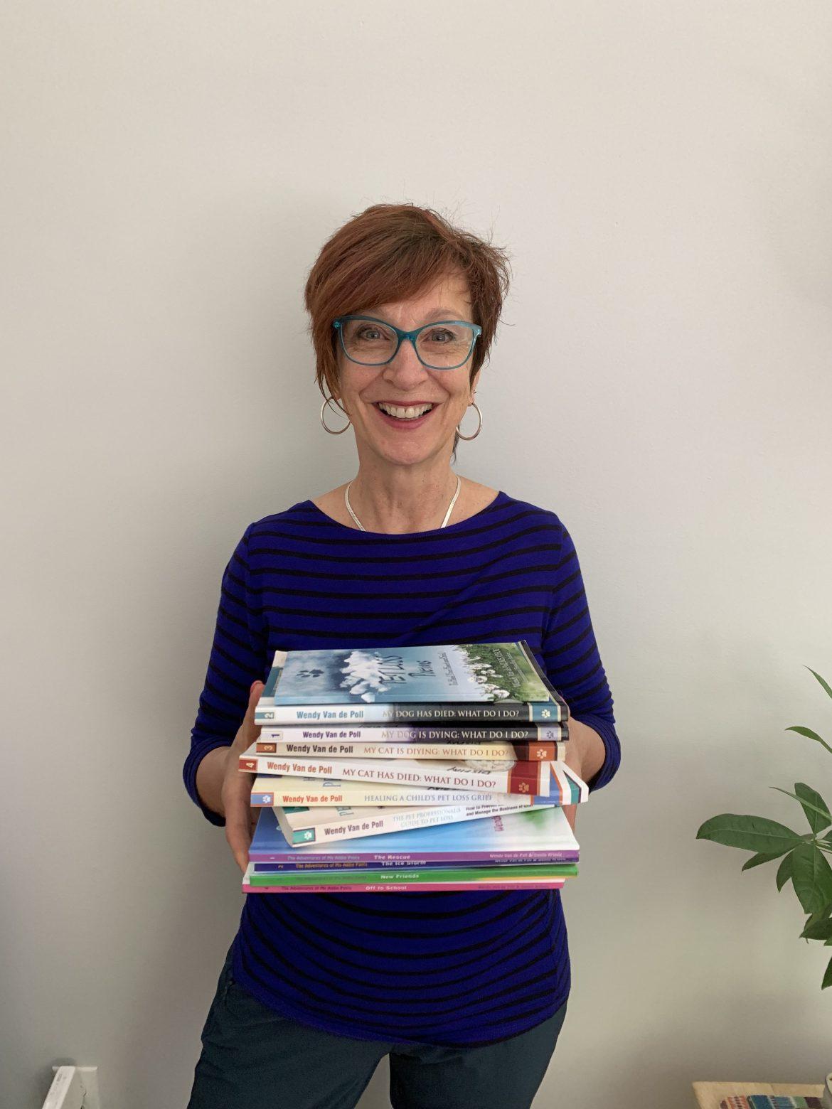 All My Books, Wendy Van de Poll