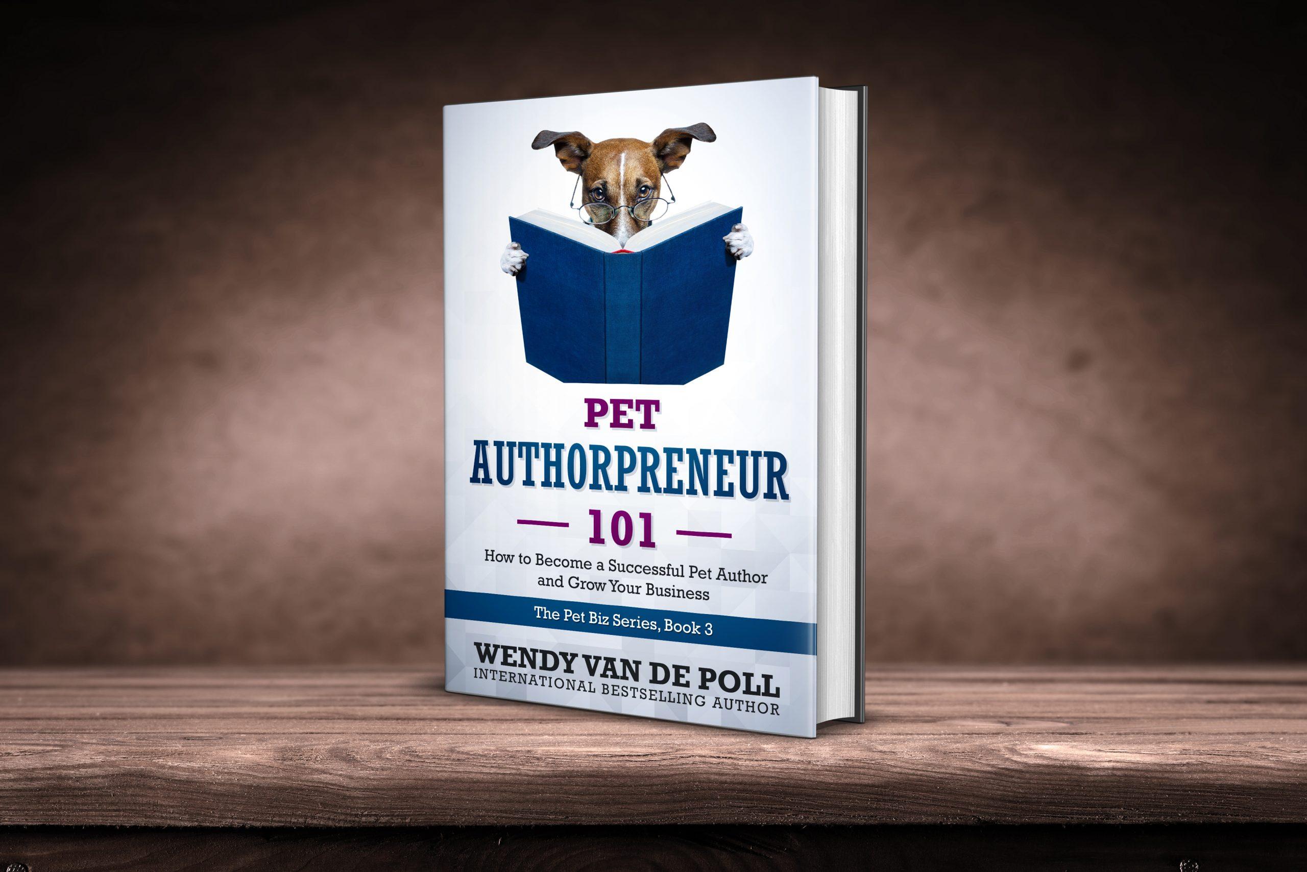 Pet Authorpreneur 101